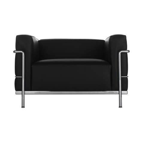 canape lc3 le corbusier fauteuil lc3 le corbusier canap 233 lc3 le corbusier canap 233 lc33 cassina authentics design
