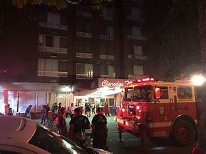 Man in critical condition after fire in downtown DC | WTOP