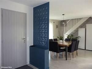 moucharabieh pour separer l39entree du reste renovation With meuble d entree avec banc 10 idees deco pour une entree style loft industriel