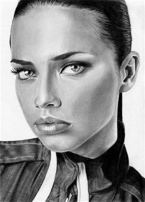 The best, and most creative drawing games are right here, on ggg! Beautiful Pencil Drawings of Women (54 pics) - Izismile.com