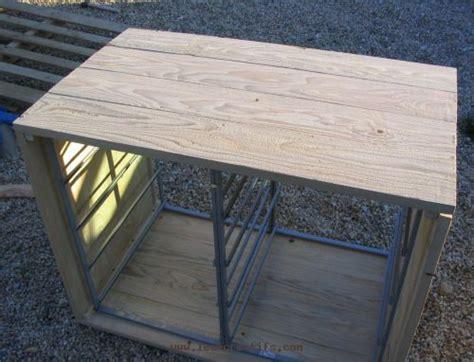 pin fabriquer une table de salon jardin images on