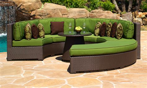 Northcape Patio Furniture Cabo nci cabo outdoor wicker country stove patio and spa