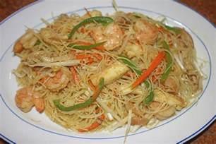 Singapore Rice Stick Noodles Recipe