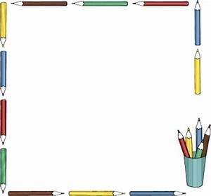 Free school borders clip art page and vector graphics 5 ...