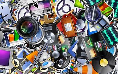 Apps Apple Wallpapers Collage Icon Icons Inc