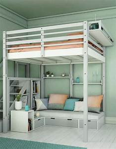 amenagement salon 20m2 un salon de m orient plein sud With tapis oriental avec lit mezzanine avec canapé
