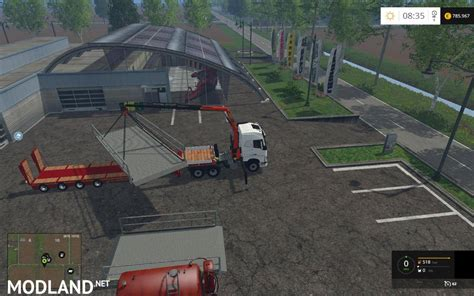 hoisting transport mod  farming simulator