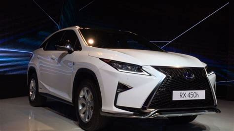 Toyota Drives In Luxury Brand Lexus To India, Rx Hybrid