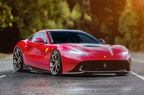 ferrari plans hybrid models   common architecture