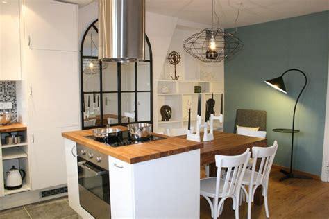 cuisine centrale ile de aménagement rénovation d 39 une cuisine sur et en ile