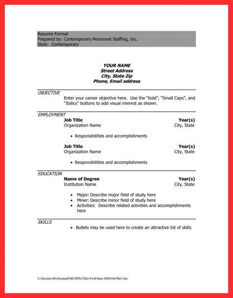 Brief Resume Example  Good Resume Format. Wording For Resume Objective. Resume The Work. Professional Security Resume. Resume Counselor. Portfolio Folder For Resume. Plain Text Resume Format. Nanny Resumes Samples. Sample Resume Business Owner