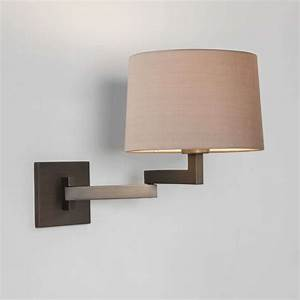 Bedroom Reflective Wall Lights Fixtures On White With Also ...