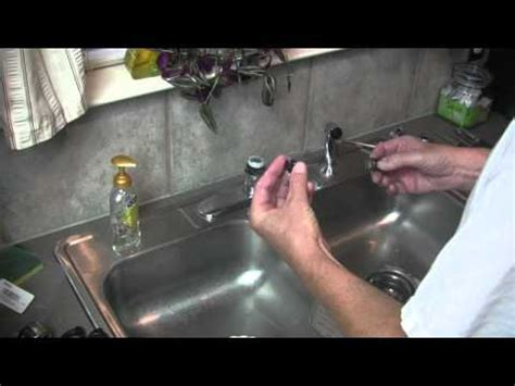 remove stuck moen faucet cartridge how to save money and