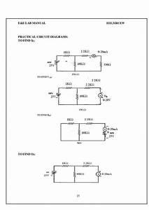 E U0026e Lab Manual
