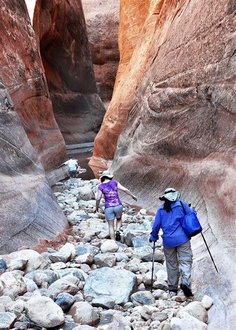 backpack  rainbow trail arizona  utah sierra club