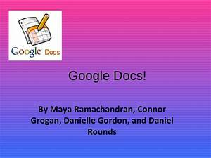 google docs powerpoint With google docs share powerpoint