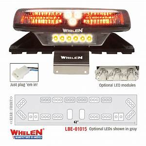 Whelen Towman U0026 39 S Justice Tow Truck Light Bar