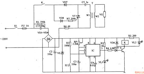 Ozone Sterilizer The Signal Processing Circuit