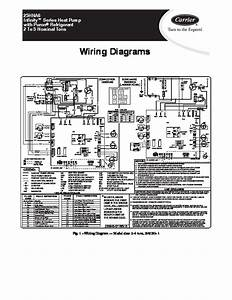 Carrier 25hna6 2w Heat Air Conditioner Manual