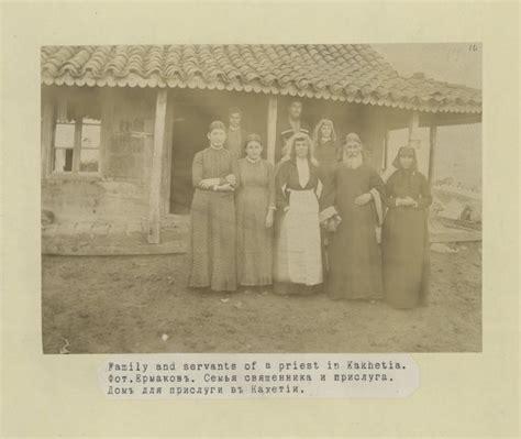 filefamily  servants   priest  kakhetiajpg