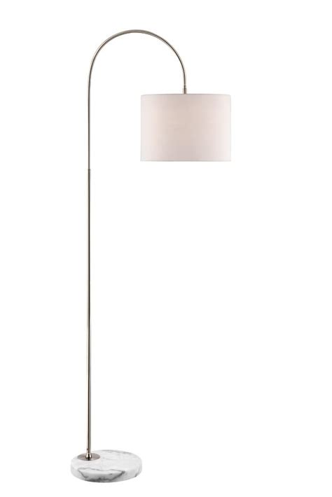 72 inch floor l l2 lighting 72 inch brushed steel mini arc floor l