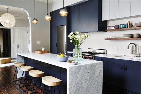 Navy Kitchen Inspiration