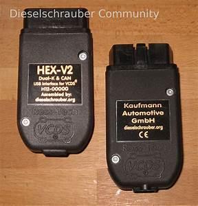 Hex V2 Vcds : hex v2 neue diagnosehardware f r vcds dieselschrauber ~ Kayakingforconservation.com Haus und Dekorationen
