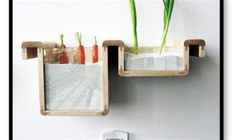 inspirasi rak buku hiasan dinding keren desain