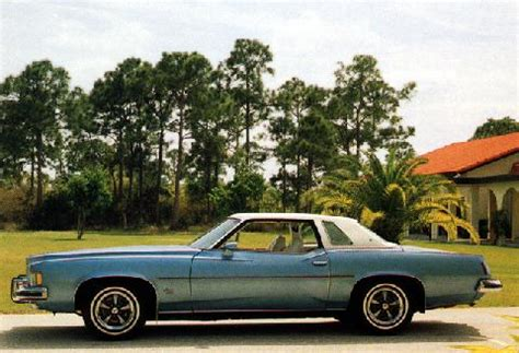 Pontiac Grand Prix (1973) - Picture Gallery - Motorbase