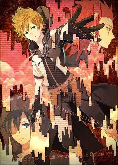 Xion Fanart Page 2 Zerochan Anime Image Board