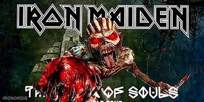 Tour Souls Maiden Iron Beast