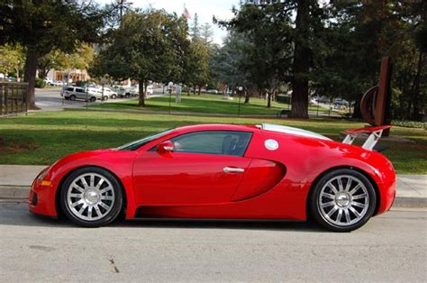 All Red Bugatti Veyron For Sale, Gallery 1