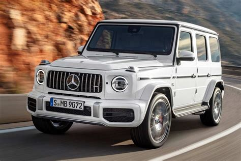New 2019 Mercedes-amg G 63 Unveiled
