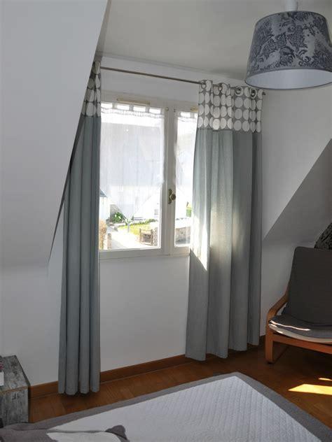 rideau design chambre rideau de chambre retour linge de maison u003e rideau et