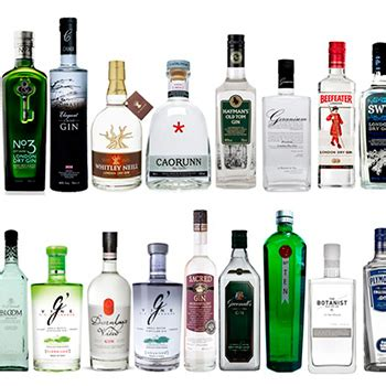 Best Gin In The World Bar To Swipe Gin Variety Title