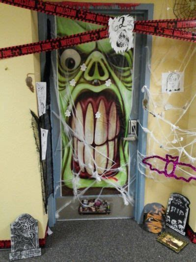 Scary Door Decorating Contest Ideas - best 25 cubicle ideas on