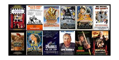 Mel Brooks Movies Dumb Scam Tomatoes Rotten