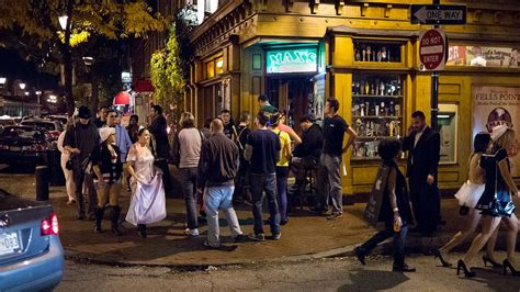 Fells Point Halloween Pictures by Some Fells Point Bars And Restaurants To Close Early On