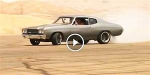 "1970 Chevy Chevelle from ""Fast & Furious 4"" – FAMOUS ..."