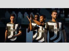 adidas et EA SPORTS dévoilent 4 nouveaux maillots pour le