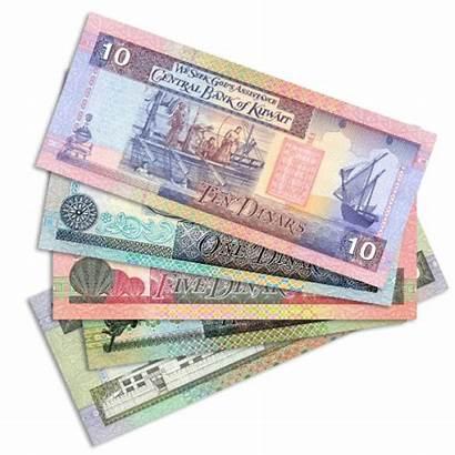 Dinar Kuwaiti Kuwait Mata Uang Kwd Dollar