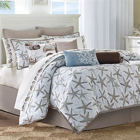 Harbor House Island Grove Comforter Set, 100% Cotton   Bed