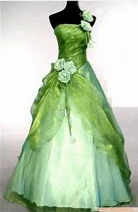 bright green and dark green wedding dress designs With green wedding dresses