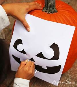 Jack O Lantern Faces For Pumpkin Carving