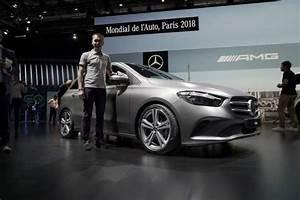 Nouvelle Mercedes Classe B : mercedes classe b 2019 tout savoir sur le nouveau classe b l 39 argus ~ Nature-et-papiers.com Idées de Décoration