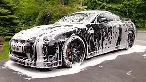 Godzilla Gets A Bath