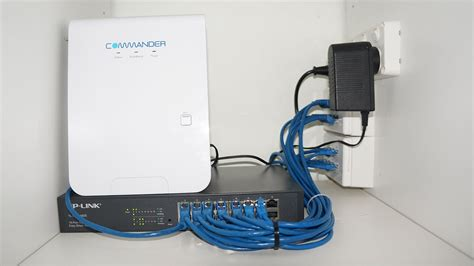 Home Wiring Switch by My Home Network Setup Featuring Tp Link Tlsg1016de
