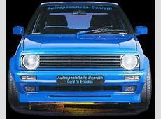 Cupspoiler for Volkswagen Golf 1984 1991 › AVB Sports