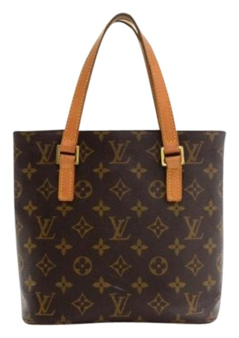 louis vuitton vavin pm small monogram shoulder brown