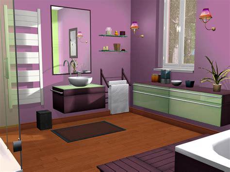 salle de bain virtuelle 3d architecte expert cad